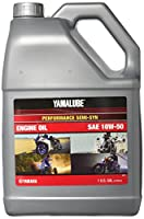 Yamalube Performance Semi-Synthetic 10W-50 1 Gallon