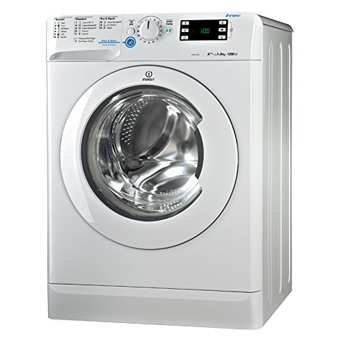 Indesit XWE 81283x wwgg IT autonome Belastung Bevor 8kg 1200tr/min A + + + Waschmaschine–Waschmaschinen (autonome, bevor Belastung, links, LED, 62l)