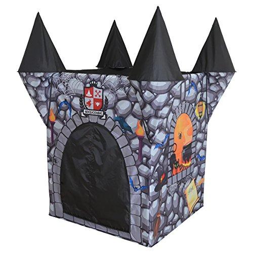 Charles Bentley Children's Spooky Castle Play Tent Indoor Outdoor Use