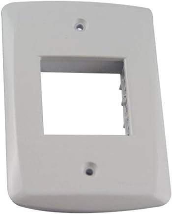 Placa Lux2 4 x 2 - 2 Postos Branca-TRAMONTINA-57105005