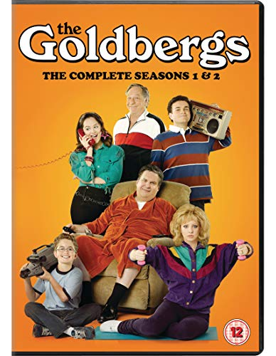 The Goldbergs - Series 1+2 (6 DVDs)