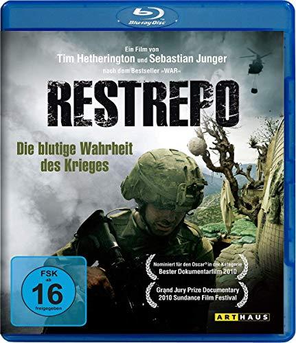 Restrepo - Die blutige Wahrheit des Krieges (OmU) [Blu-ray]