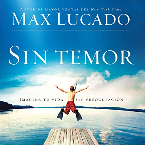 Sin Temor [Without Fear] audiobook cover art