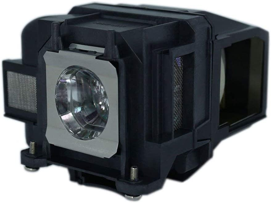 for Epson H686 H686A Projector Lamp by Dekain (Original Philips Bulb Inside)