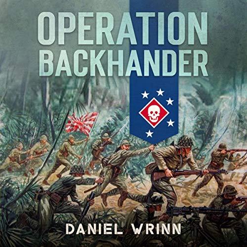 Operation Backhander cover art