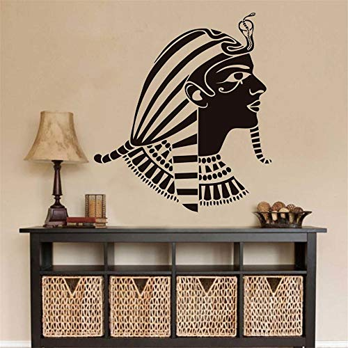 Stickers Muraux La Figure Égyptienne Ancienne Autocollant Décor À La Maison Décorative Egypte Pharaoh Living Room