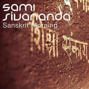 Sanskrit Morning