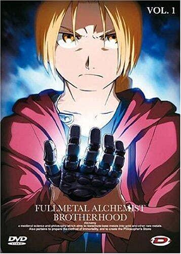 Fullmetal Alchemist : Brotherhood - Volume 1