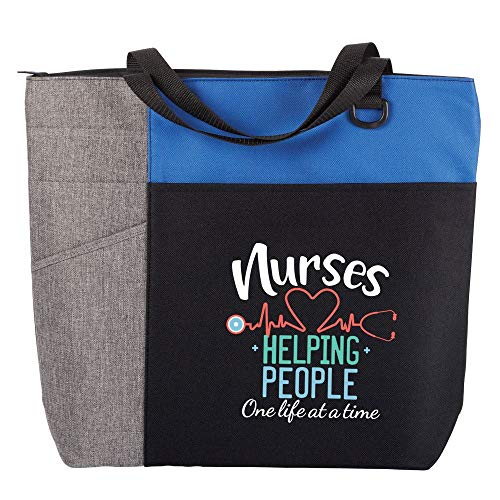 Travel Tote Bag for Women – Ladies Shoulder Tote Essential for Work & Shopping