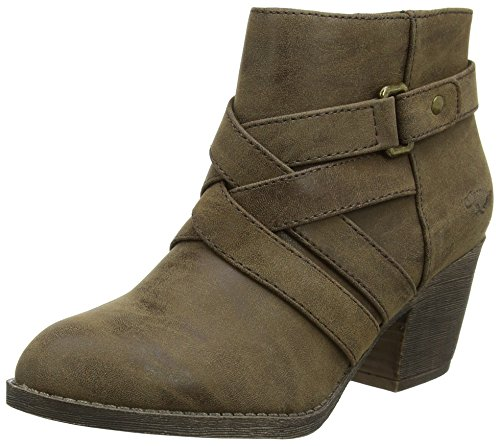 Rocket Dog Sterling, Botas Camperas para Mujer, Marrón Brown, 39 EU