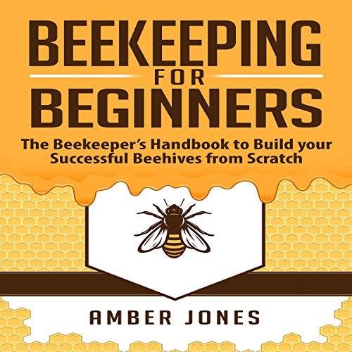 Couverture de Beekeeping for Beginners