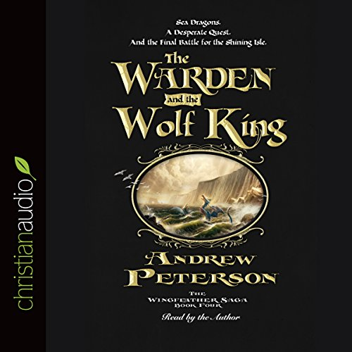 The Warden and the Wolf King Titelbild