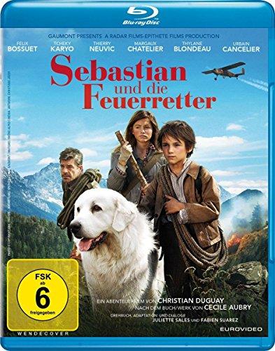 Sebastian und die Feuerretter [Blu-ray]