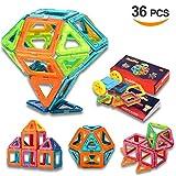 QuadPro 磁石ブロック  知育玩具 36ピース