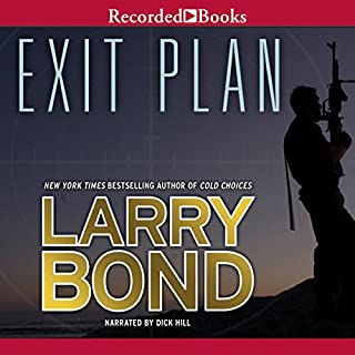 Exit Plan audiobook cover art