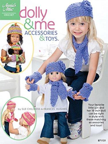 Annie's grenier Craft livre Dolly &Me accessoires &jouets (Crochet)