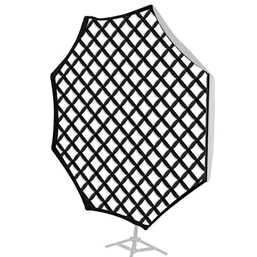Neewer Photo Studio Portable Octagon 47 inches/120 Centimeters Honeycomb Grid for Softbox for Portrait, Product Photography and Video Shooting (Softbox NOT Included)