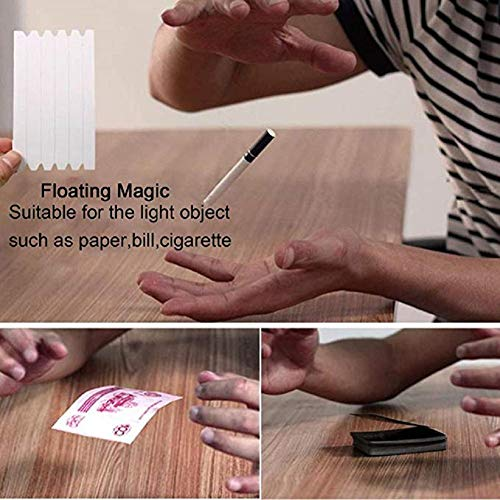 kingmagic 2 Packets Elastic Invisible Thread Loop Floating Magic Close Up Magic Tricks Magician Magic Gimmick Magic Loop