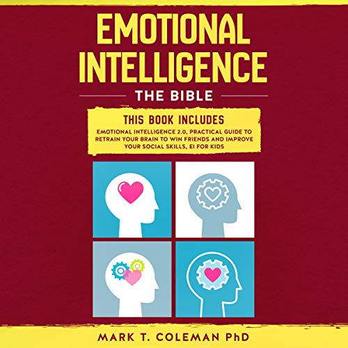 Emotional Intelligence: The Bible audiobook cover art