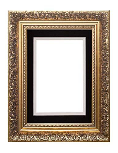Memory Box Instagram Cadre Photo carré avec Passe-Partout Noir pour Photos de Style Ancien 30,5 x 30,5 cm