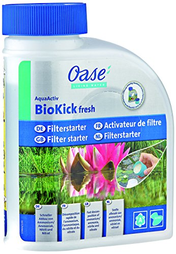 Oase Filterstarter AquaActiv BioKick fresh, 500 ml