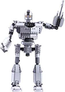 The Iron Giant Select Action Figure - I Am Not a Gun Robot Building Kit from The Classic Film,MOC Blocks Bricks Models Toys(818 PCS)