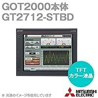 三菱電機 GT2712-STBD GOT2000 GOT本体 (12.1型) (解像度 800×600) (DC24V) (パネル色:黒) NN