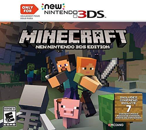 Minecraft: NEW Nintendo 3DS Edition - NEW Nintendo 3DS
