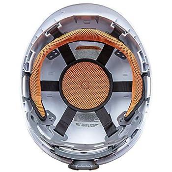 Klein Tools CLMBRSPN Safety Helmet Suspension Replacement Part for Klein Tools Safety Helmets with Ratchet Knob and Pivot Adjustment