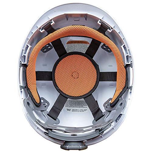 Klein Tools CLMBRSPN Safety Helmet Suspension, Replacement Part for Klein Tools Safety Helmets with Ratchet Knob and Pivot Adjustment