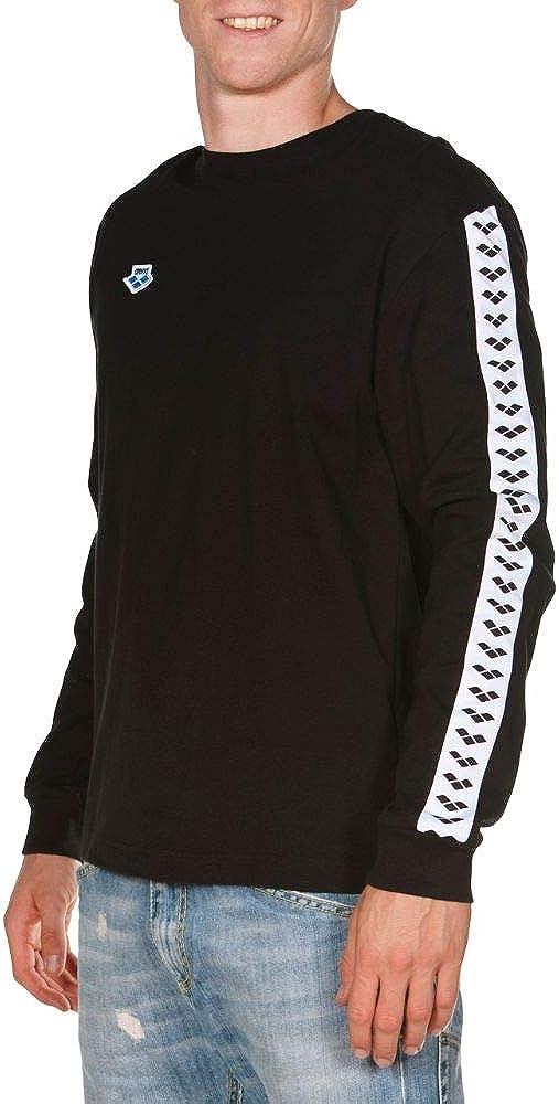 ARENA M Long Sleeve Shirt Team T-Shirt Hombre