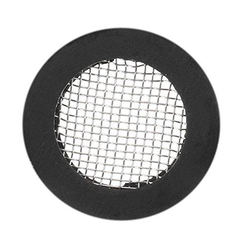 ZHENWOFC 10 stücke 1/2 Zoll DN15 Gummidichtung Dichtring Filter Waschmaschine Düse Schlauchdichtung Edelstahlfilter Hardware-Ersatzteile