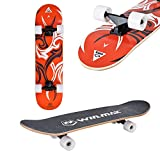 Zoom IMG-1 win max skateboard completo double