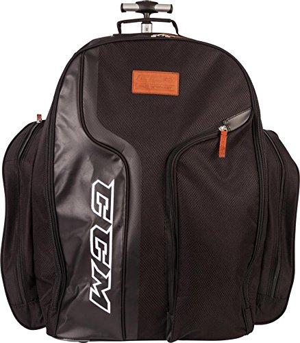 CCM 290Rädern Hockey Rucksack Tasche–45,7cm [Senior], schwarz