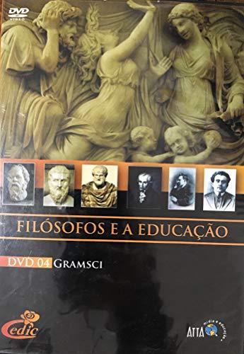 DVD Filosófos e a Educação - GRAMSCI