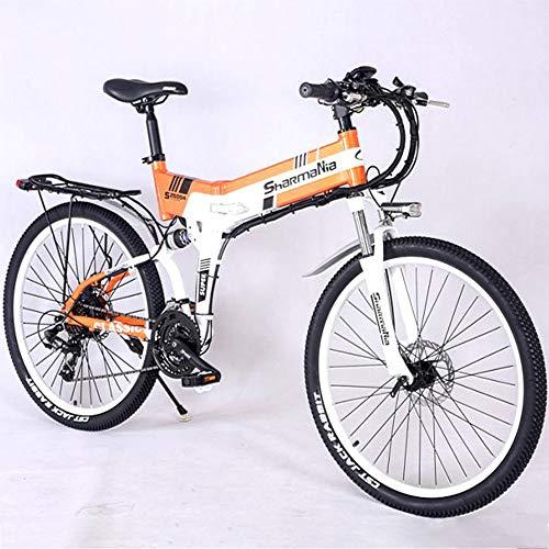 CBA BING Bicicleta de montaña eléctrica, Bicicleta de montaña eléctrica de 26...