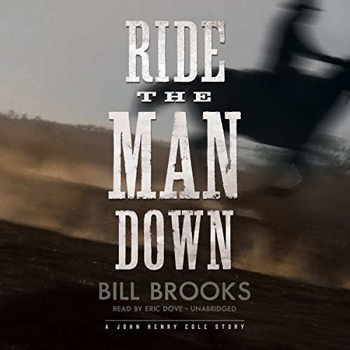 Ride the Man Down audiobook cover art
