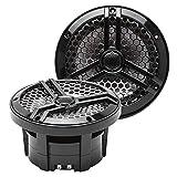 Skar Audio SK65MB 6.5' 2-Way Marine Full Range 320 Watt Coaxial Speakers, Pair (Black)