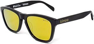 KIMOA - Berlin Gafas, Negro, Normal Unisex Adulto