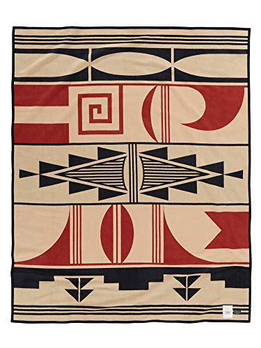 Pendleton Decke mit Aufschrift Gift of The Earth