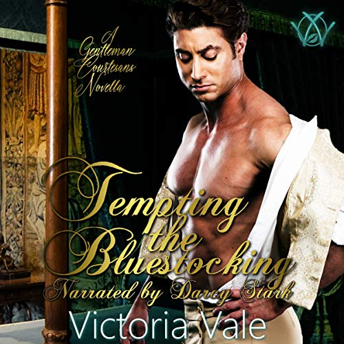 Tempting the Bluestocking: A Gentleman Courtesans Novella cover art