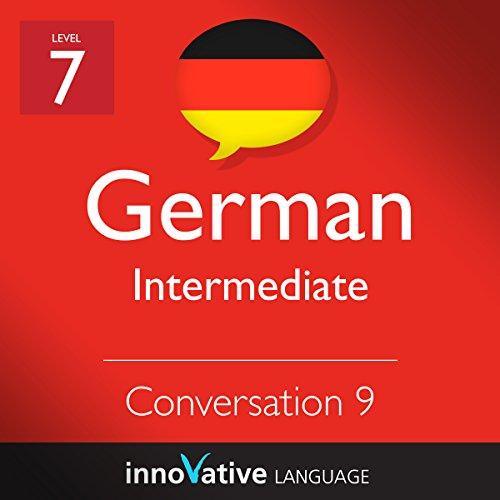 Intermediate Conversation #9, Volume 2 (German) audiobook cover art