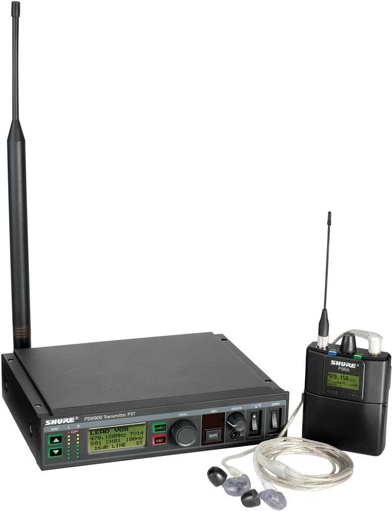 Shure Instrument Condenser Microphone (P9TRA425CL-G6)
