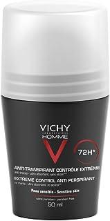 Vichy Homme 72-Hour Anti-Perspirant Deodorant, 50 ml