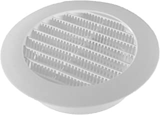 Speedi-Products SM-RSV5  5-Inch Diameter Plastic Round Soffit Vent