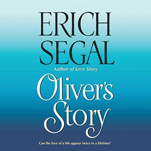 Oliver's Story audiobook cover art