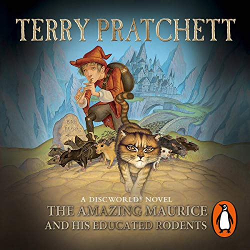 The Amazing Maurice and His Educated Rodents: Discworld, Book 28 (Discworld Childrens Book 1)