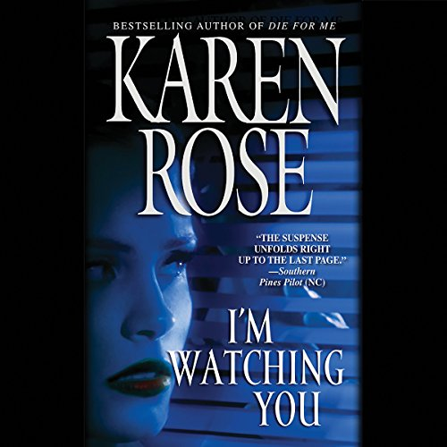 I'm Watching You audiobook cover art