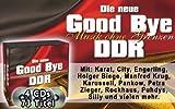 Die neue Good Bye DDR - Musik ohne Grenzen - 4 CD-Box