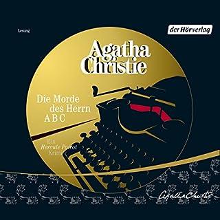Die Morde des Herrn ABC                   Autor:                                                                                                                                 Agatha Christie                               Sprecher:                                                                                                                                 Rainer Bock                      Spieldauer: 3 Std. und 7 Min.     265 Bewertungen     Gesamt 4,5